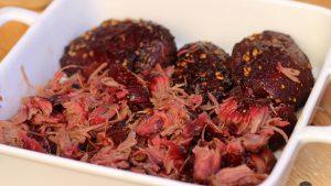 BBQ Schweinebäckchen Asia Sticky