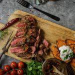 T-Bone Steak Argentina Style