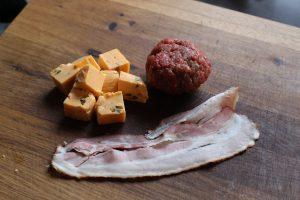 Bacon für die Moinkballs