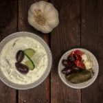 Zaziki Tsatsiki Rezept griechisches Essen