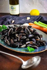 Miesmuschel Rezept - leckere Meeresfrüchte