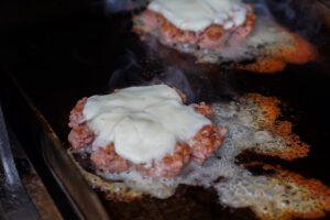 Burger Rezept mit Salciccia