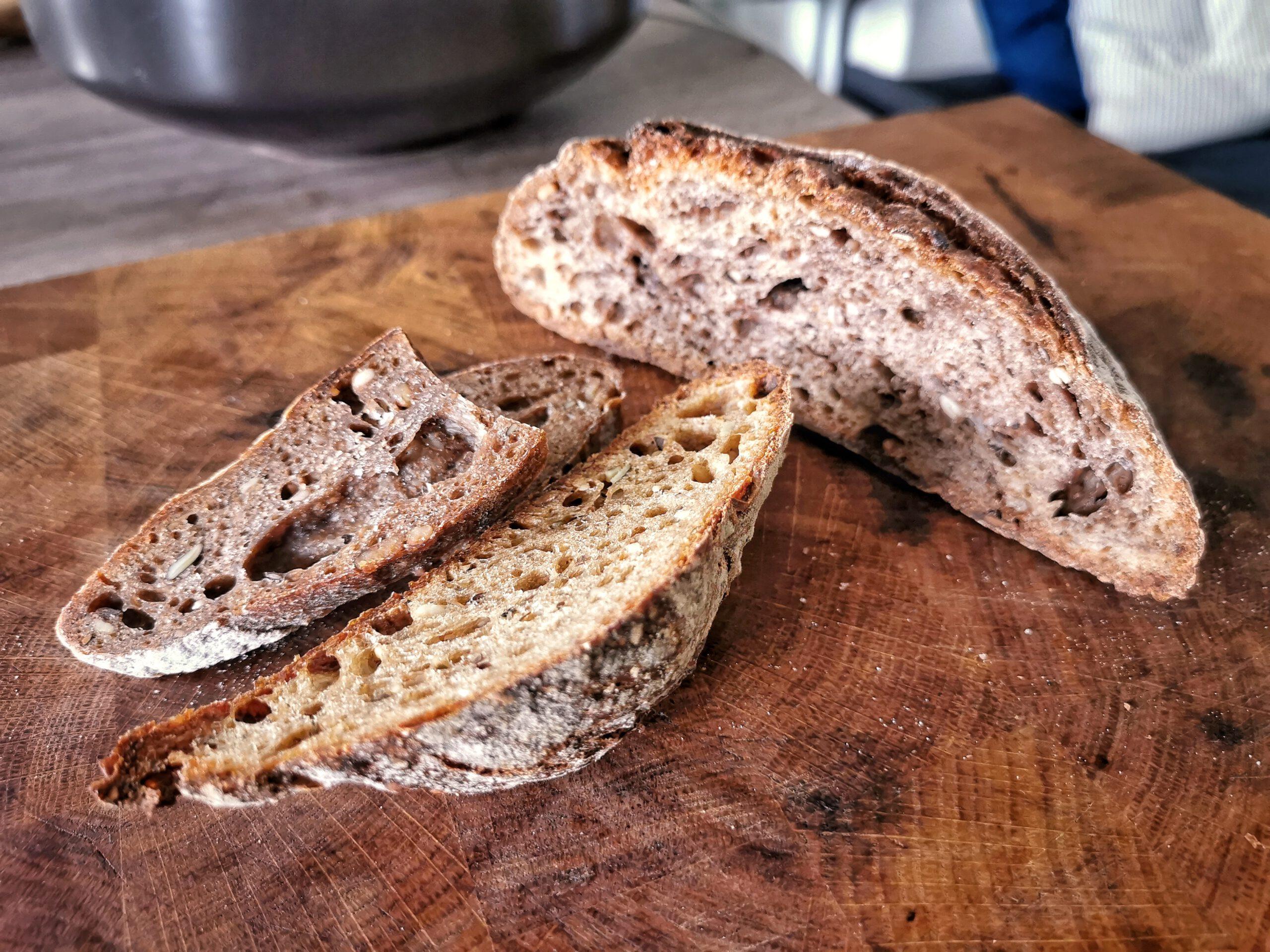 Altbrot Kochstück sorgt für Frischhaltung, Geschmack und Resteverwertung.